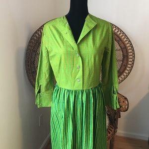 Vintage marimekko maxi dress